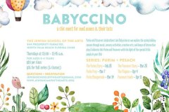 PurimPesach-babyccino